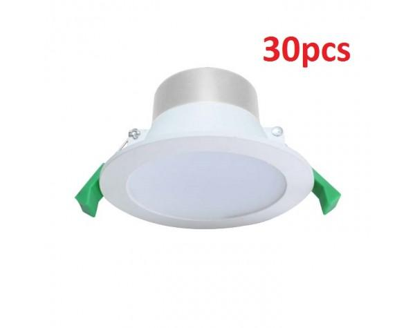 huge selection of db296 afe60 30PCS 10W 90MM CUTOUT BUILD-IN DRIVER LED DOWNLIGHT (DL1190 ...