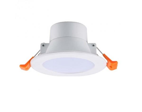 10W 90mm cutout buildin driver dimmable downlight